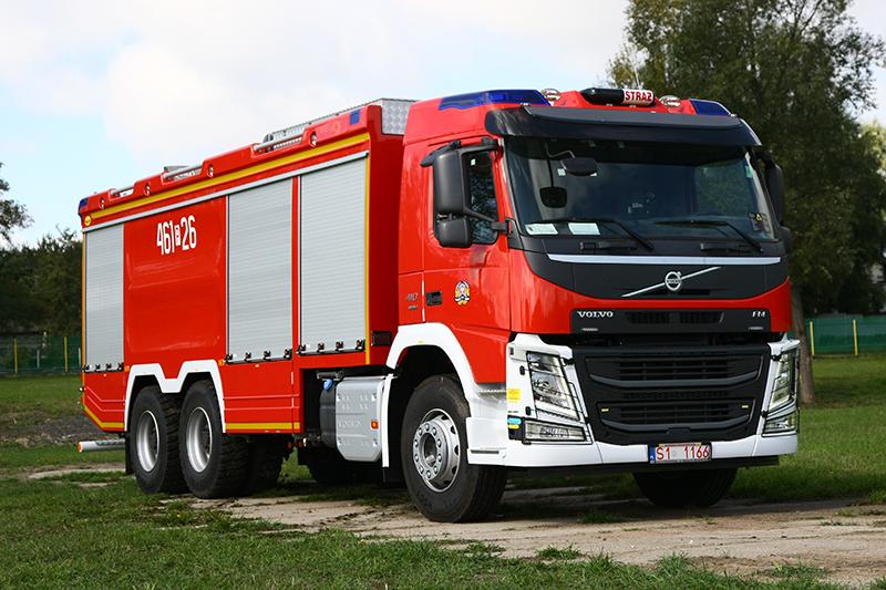 Volvo Fm Gcba 8 32 Bocar Com Pl